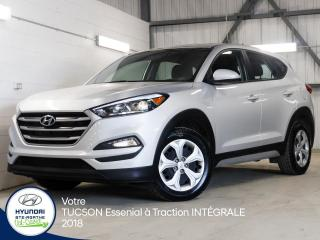 Used 2018 Hyundai Tucson SE à Traction INTÉGRALE for sale in Val-David, QC