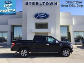 New 2021 Ford F-150 Platinum  - Sunroof for sale in Selkirk, MB