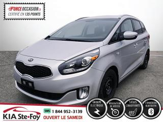 Used 2014 Kia Rondo LX* SIEGES CHAUFFANTS* BLUETOOTH* JAMAIS for sale in Québec, QC