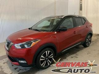 Used 2019 Nissan Kicks SR Cuir Audio Bose Mags Caméra Sièges Chauffants for sale in Shawinigan, QC