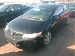 Used 2011 Honda Civic 2 portes boïte manuelle SE for sale in Ste-Brigitte-de-Laval, QC