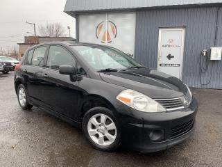 Used 2009 Nissan Versa ***SL.HATCHBACK,A/C,MAGS,TOIT,BLUETOOTH* for sale in Longueuil, QC