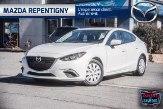 Used 2014 Mazda MAZDA3 Berline 4 portes, boîte automatique, GS- for sale in Repentigny, QC