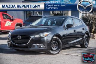 Used 2018 Mazda MAZDA3 Sport GT BA for sale in Repentigny, QC