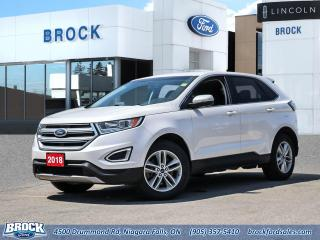 Used 2018 Ford Edge SEL for sale in Niagara Falls, ON