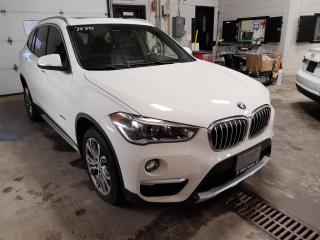 Used 2017 BMW X1 XDRIVE CUIR TOIT NAV MAGS  HEADS UP DISPLAY for sale in Île-Perrot, QC