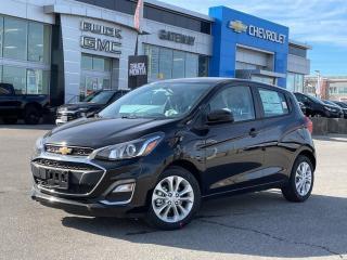 New 2021 Chevrolet Spark 1LT CVT for sale in Brampton, ON