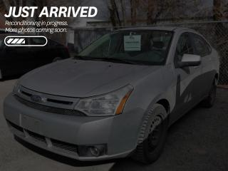 Used 2009 Ford Focus SES for sale in Cranbrook, BC