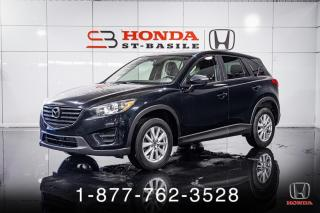 Used 2016 Mazda CX-5 GX + A/C + CRUISE + MAGS + WOW! for sale in St-Basile-le-Grand, QC