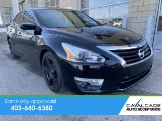 Used 2015 Nissan Altima for sale in Calgary, AB