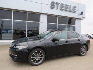 New 2017 Acura TLX V6 w/Advance Pkg for sale in Fredericton, NB