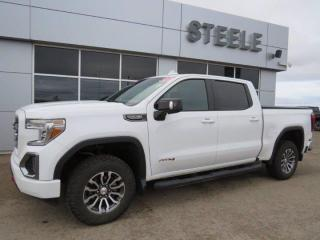 Used 2020 GMC Sierra 1500 AT4 for sale in Fredericton, NB