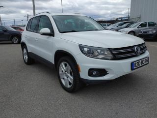 Used 2015 Volkswagen Tiguan COMFORTLINE for sale in Gatineau, QC
