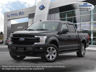 Used 2018 Ford F-150 Lariat for sale in Ottawa, ON
