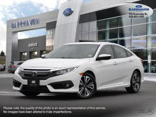 Used 2016 Honda Civic Sedan EX-T for sale in Ottawa, ON