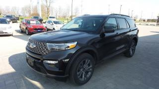 New 2021 Ford Explorer XLT for sale in New Hamburg, ON