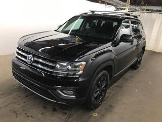 Used 2018 Volkswagen Atlas HIGHLINE I NAVI I BLIND SPOT I PANO I LEATHER for sale in Concord, ON