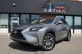 Used 2017 Lexus NX 300h HYBRID I NAVIGATION I SUNROOF I BSM for sale in Concord, ON