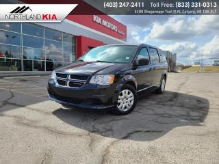 Used 2016 Dodge Grand Caravan SXT for sale in Calgary, AB