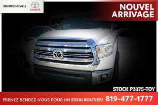 Used 2016 Toyota Tundra 4.6L| 4X4| CAM RECUL for sale in Drummondville, QC
