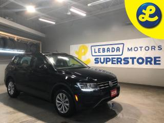 Used 2020 Volkswagen Tiguan 2.0T 4 Motion * Back Up Camera * Apple Car Play * Android Auto * Blind Spot Assist * Rear Traffic Assist * Snow Mode/Eco Mode/Off Road Mode * Cruise C for sale in Cambridge, ON