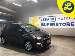 Used 2020 Chevrolet Spark LT * Apple Car Play * Android Auto * USB Type C Port * 4G LTE Wifi Hot Spot * Hands Free Calling * On Star * Back Up Camera * Cruise Control * Steerin for sale in Cambridge, ON