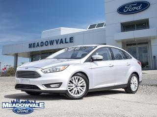 Used 2016 Ford Focus Titanium for sale in Mississauga, ON