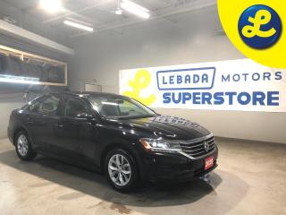 Used 2020 Volkswagen Passat Comfortline * Push Button Start * Heated Seats * Back Up Camera * Apple Car Play * Android Auto *Blind Spot Detection * Cruise Control * Steering Whee for sale in Cambridge, ON