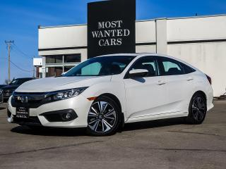 Used 2018 Honda Civic EX-T|SUNROOF|ALLOY|CAMERA|HONDA LANE WATCH for sale in Kitchener, ON