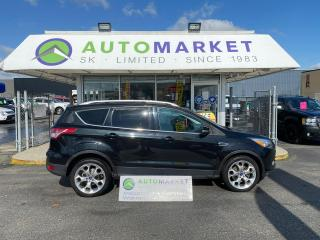 Used 2013 Ford Escape Titanium 4WD LOADED! NAVI! ALL THE OPTIONS! for sale in Langley, BC