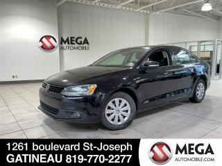 Used 2014 Volkswagen Jetta S for sale in Gatineau, QC