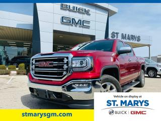 Used 2018 GMC Sierra 1500 SLT for sale in St. Marys, ON