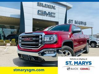Used 2018 GMC Sierra 1500 SLT for sale in St. Marys, ON