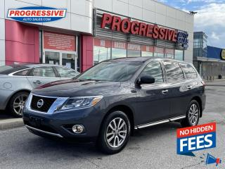Used 2013 Nissan Pathfinder 7-Passenger for sale in Sarnia, ON