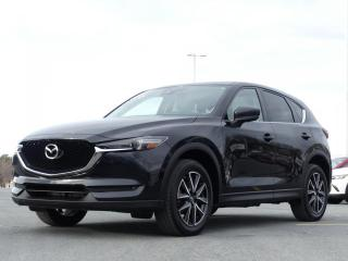 Used 2017 Mazda CX-5 GT AWD CUIR TOIT OUVRANT for sale in St-Georges, QC