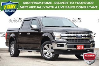 Used 2019 Ford F-150 Lariat ONE OWNER | 502A | MOONROOF | NAV | CHROME for sale in Kitchener, ON