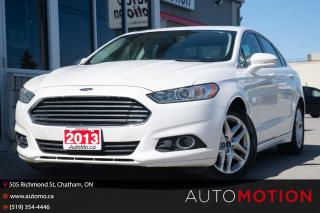 Used 2013 Ford Fusion SE for sale in Chatham, ON