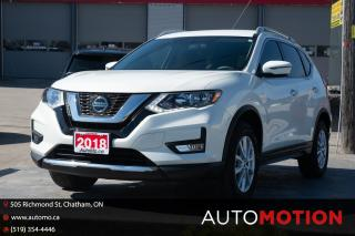 Used 2018 Nissan Rogue for sale in Chatham, ON