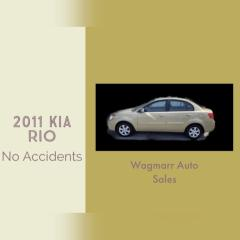 Used 2011 Kia Rio for sale in Kingston, ON