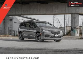 New 2021 Chrysler Pacifica Touring-L Plus AWD  - Sunroof for sale in Surrey, BC