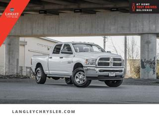 Used 2017 RAM 3500 ST  Bluetooth/ Seats 6/ Backup Camera/ Low KM for sale in Surrey, BC