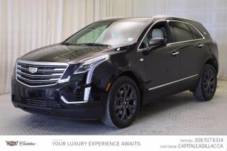 Used 2018 Cadillac XT5 Luxury AWD*LEATHER*SUNROOF*NAV* for sale in Regina, SK
