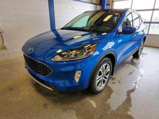 New 2021 Ford Escape SEL for sale in Moose Jaw, SK