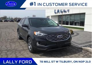 New 2021 Ford Edge SEL for sale in Tilbury, ON