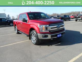Used 2018 Ford F-150 XLT for sale in Brandon, MB