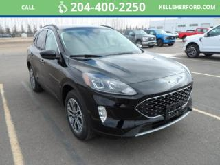 New 2021 Ford Escape SEL Hybrid for sale in Brandon, MB