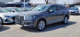 Used 2019 Audi Q7 Progressiv 55 TFSI quattro for sale in Burlington, ON