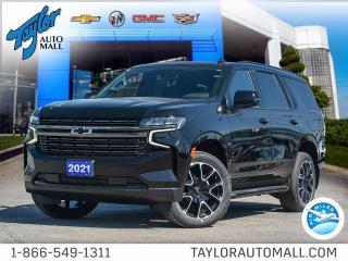 New 2021 Chevrolet Tahoe RST for sale in Kingston, ON