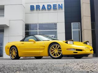 Used 2003 Chevrolet Corvette for sale in Kingston, ON