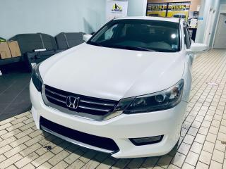 Used 2015 Honda Accord Sport I SUNROOF I REARVIEW CAMERA CERTIFIED $10999 for sale in Brampton, ON